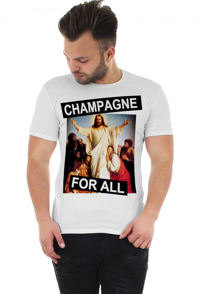CHAMPAGNE FOR ALL