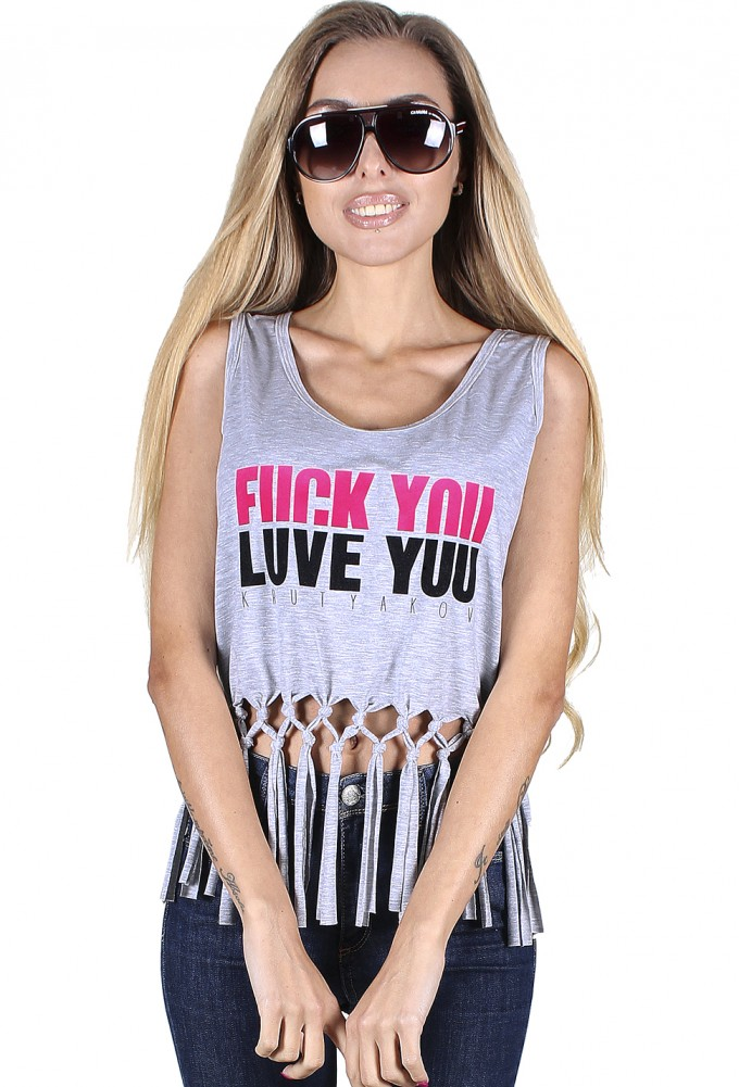 FUCK YOU - LOVE YOU